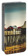 Old Orchard Beach Pier Portable Battery Charger