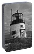 Old Owls Head Lighthouse Portable Battery Charger