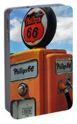 Old Phillips 66 Gas Pump Portable Battery Charger