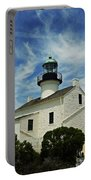 Old Point Loma Lighthouse Portable Battery Charger