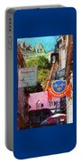Old Quebec City Funicular Portable Battery Charger