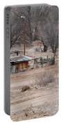 Old Ranch House Portable Battery Charger