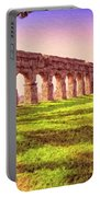 Old Roman Aqueduct Portable Battery Charger