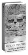 Old School Dead Head Portable Battery Charger