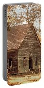 Old Church - Vintage Portable Battery Charger