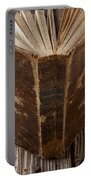 Old Shakespeare Book Portable Battery Charger by Garry Gay