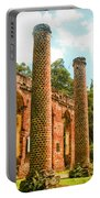 Old Sheldon Church Portable Battery Charger