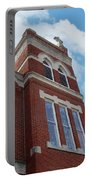 Old St Pete Steeple Portable Battery Charger