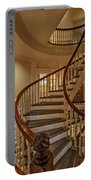 Old State House Spiral Staircase Portable Battery Charger