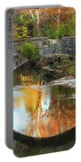 Old Stone Bridge Over Fountain Creek 2 Portable Battery Charger