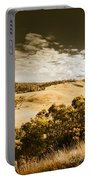 Old Summer Hills Portable Battery Charger