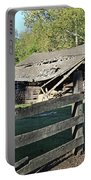 Old Tilted Barn Indiana Portable Battery Charger