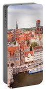 Old Town Gdansk Portable Battery Charger