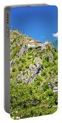Old Town Knin On The Rock View Portable Battery Charger