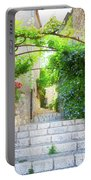 Old Town Of Provence Street Portable Battery Charger