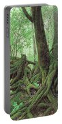 Old Tree Root Portable Battery Charger