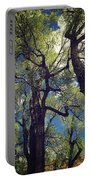 Old Trees Portable Battery Charger