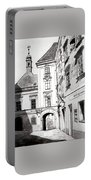 Old Viennese Courtyard Portable Battery Charger