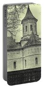 Old Village Church Portable Battery Charger