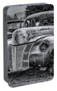 Old Warrior - 1940 Ford Race Car Portable Battery Charger