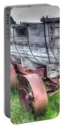 Old West Wagons Portable Battery Charger