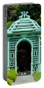 Old Westbury Pergola Portable Battery Charger