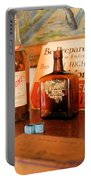 Old Whiskey Portable Battery Charger
