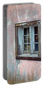 Old Window Portable Battery Charger