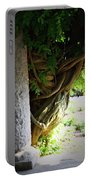 Old Wisteria Portable Battery Charger