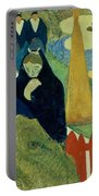 Old Women Of Arles Portable Battery Charger