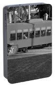 Old Ybor City Trolley Portable Battery Charger