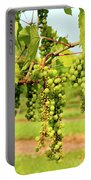 Old York Winery Grapes Portable Battery Charger