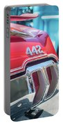Olds 442 Classic Car Portable Battery Charger
