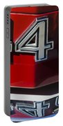 Oldsmobile 442 Muscle Car Emblem Portable Battery Charger