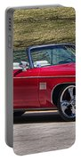 Oldsmobile Delta Royale 88 Red Convertible Portable Battery Charger