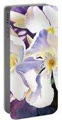 Oleander By Irina Sztukowski Portable Battery Charger