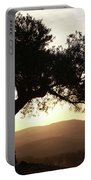 Olive At Sunset Portable Battery Charger
