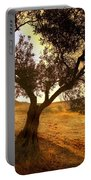 Olive Tree Dawn Portable Battery Charger