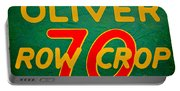 Oliver 70 Row Crop Portable Battery Charger
