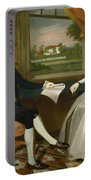 Oliver And Abigail Wolcott Ellsworth 1801 Portable Battery Charger
