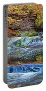 Olmsted Waterfalls Portable Battery Charger