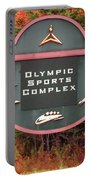 Olympic Complex  Portable Battery Charger