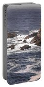 Olympic Peninsula Coastline Portable Battery Charger