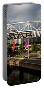 Olympic Stadium Portable Battery Charger