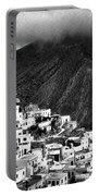 Olympos. Karpathos Island Greece Portable Battery Charger