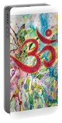 Om In Nature Portable Battery Charger