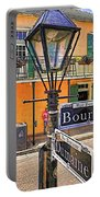 On Dumaine Street Portable Battery Charger