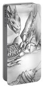 On Planet Of Monsters Portable Battery Charger