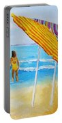 On The Beach Portable Battery Charger