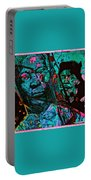 On The Blues Highway With Leadbelly And Muddy Waters Portable Battery Charger